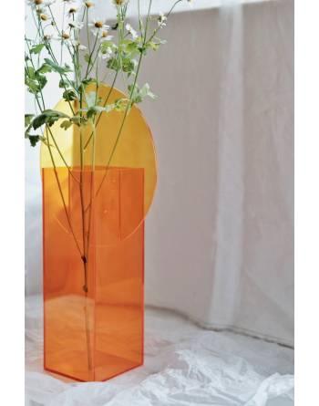 Sunshine Acrylic Vase