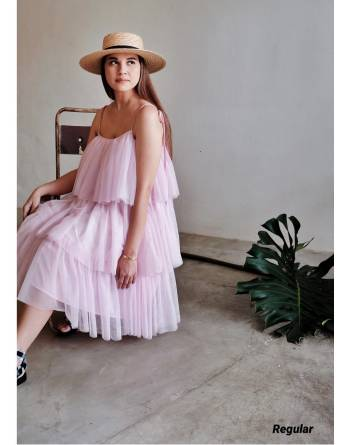 Camille Tulle Dress
