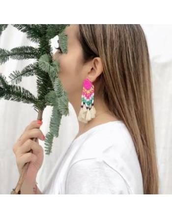 Layla Tasseled Earrings