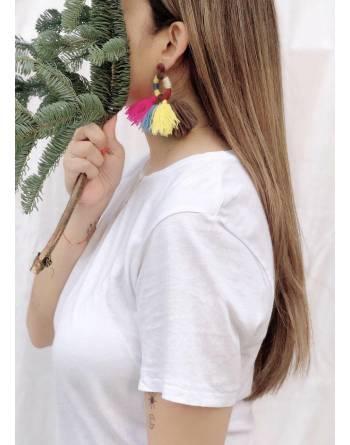 Naïma Tassel Earrings
