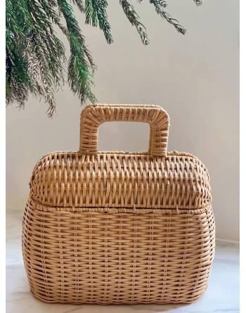 Aurelie Top-Handle Bag